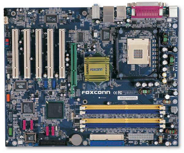 Foxconn Ls 36. dell sys while looking gx and used nfkaa-rs motherboard ls-